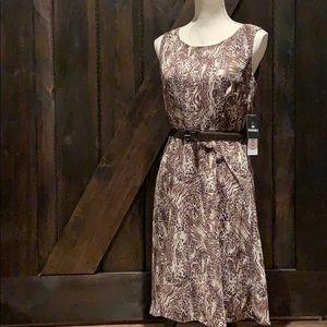 Studio I animal print dress